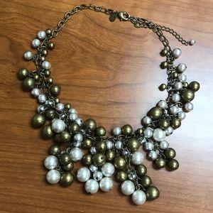 Jewelry - Chunky Beaded Statement Necklace